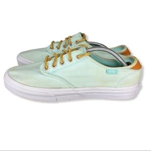 Vans Womens Classic Canvas Skate TB4R Lace Up